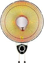 Calentador De Calefacción Montado En La Pared De La Fibra De Carbono De 16 Pulgadas Sacudida De La Velocidad De 2 Velocidades Su Ajuste De La Echada Izquierda Y Derecha Estufa A La Parrilla 450W / 900