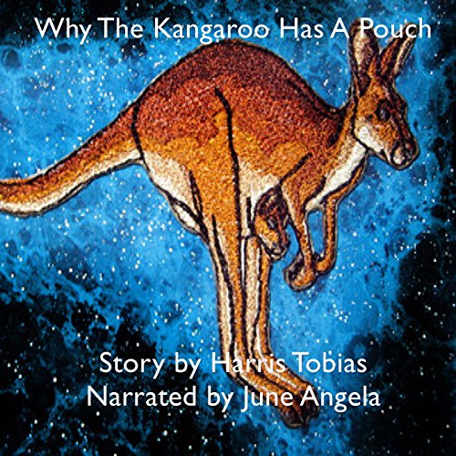 Why the Kangaroo Has a Pouch audiobook cover art
