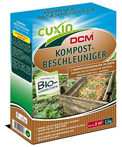 CUXIN DCM Kompostbeschleuniger 4 kg