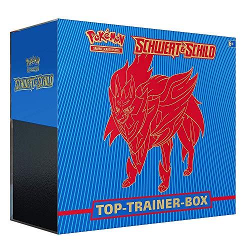 Unbekannt Pokemon Schwert & Schild - Zamazenta Top-Trainer Boxen