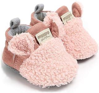 Mom & Beauty Chaussures Premier Pas Bebe Fille/Garçon