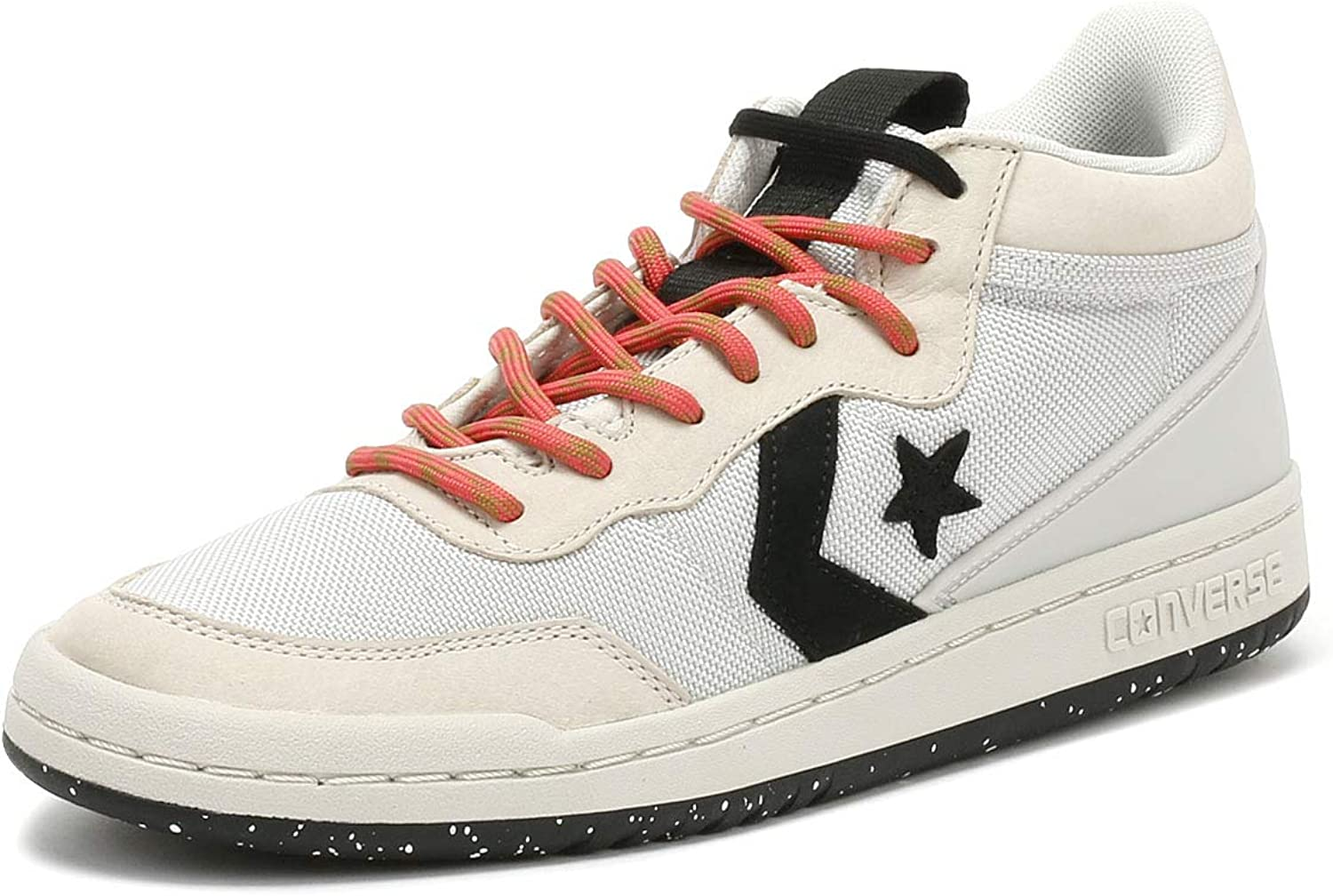 Converse Fastbreak Mens Pale Putty Mid Trainers