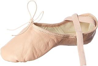 Capezio Girls Full Sole Juliet Outdoor Shoes, Pink