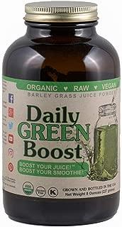 Daily Green Boost 8oz Organic Raw Vegan GF USA (Style may vary)