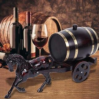 Baril de vin en Bois d'ornement de Bureau d'accessoires de Brassage, Baril de vin, pour la Maison