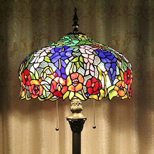 Creativo hecho a mano del vitral de Tiffany Tiffany Lámpara