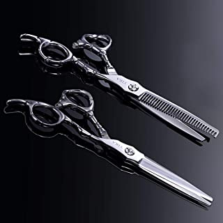 """Professional Hair Scissors/Shears-TRULY SHARP - YIKA Barber Scissors 6.7""""Razor Edge Hair Cutting Scissors Japanese Stainless Steel for Salon Home,Kid, Men, Women, Barber"""