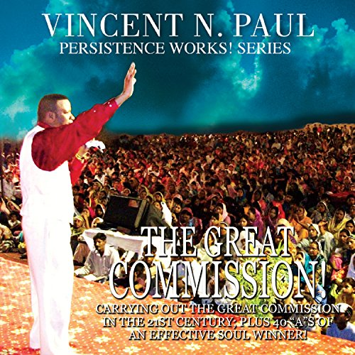 The Great Commission audiobook cover art