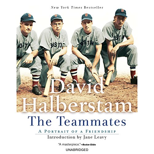 The Teammates audiobook cover art