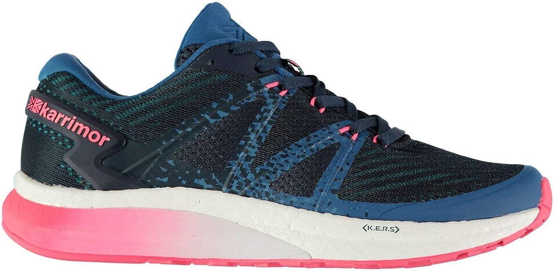 Karrimor Excel 3 Lauf Schuhe Damen Blau Fitness Turnschuhe