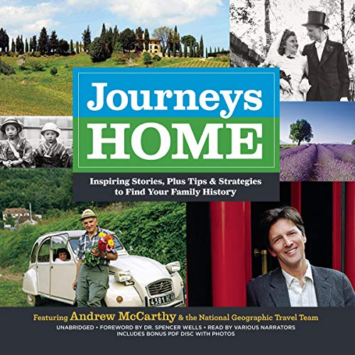 Journeys Home cover art