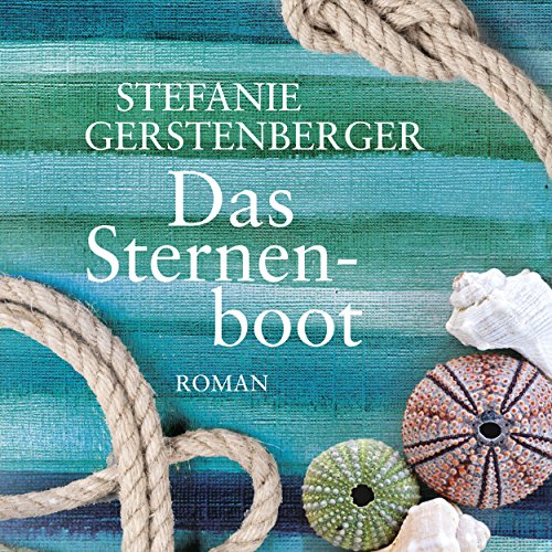 Das Sternenboot audiobook cover art