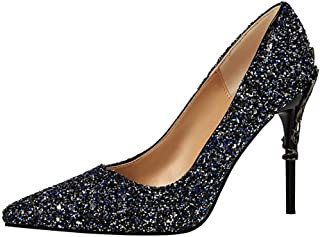 BalaMasa Womens APL12214 Pu Heeled Sandals
