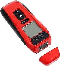 iplusmile Houten vochtmeter Digitale vochtdetector Vocht Tester Pin- Type Waterlek Detector voor Hout Bouwmateriaal Brandh...