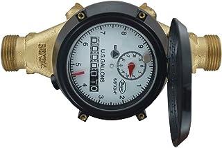 SS Valve PC Body 3/% Acc Dwyer Rate-Master Flowmeter RMB-82D-SSV 1-12 GPH /& .06-.76 LPM water