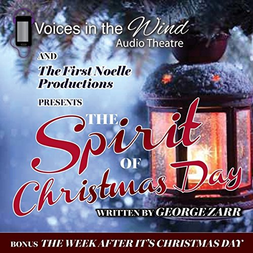 The Spirit of Christmas Day copertina