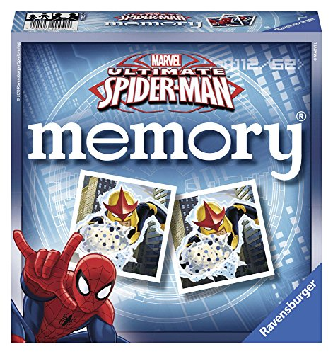 Ravensburger Memory Ultimate Spiderman