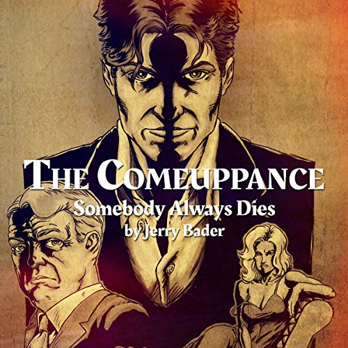 The Comeuppance audiobook cover art