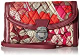 Vera Bradley Ultimate Wristlet, Bohemian Blooms