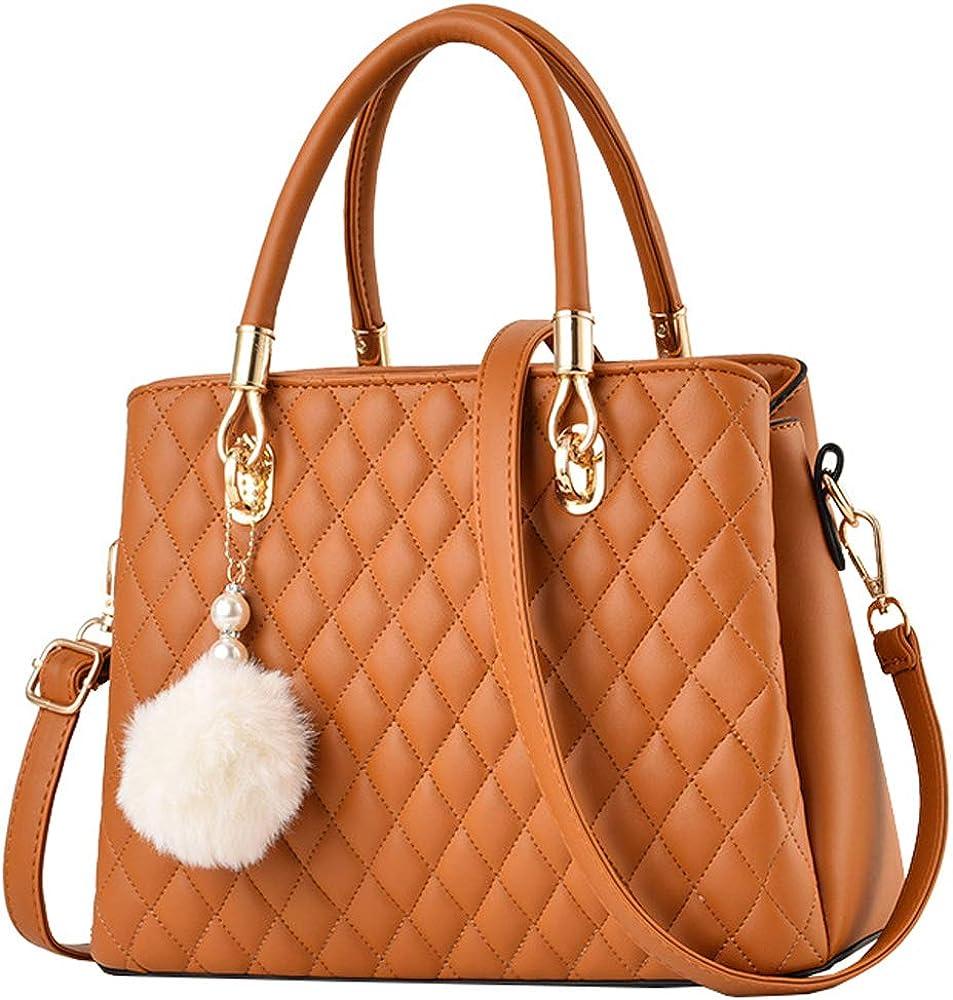 Niyuta, borsa a mano/tracolla per donna, in vera pelle NYT-EU12506