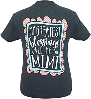 my greatest blessings call me mimi shirt