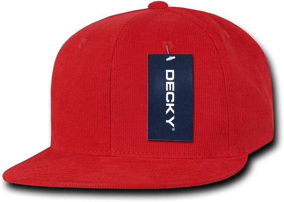 DECKY Corduroy Snapback