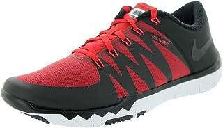detailed look 7fdad c022f Nike Men s Free Trainer 5.0 V6 AMP Unvrsty Red Blk Blk Flt Slvr