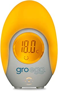Gro-Egg Digital Room Thermometer & Night Light