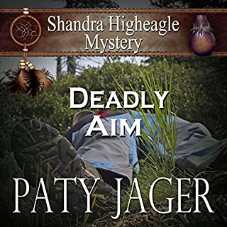 Deadly Aim audiobook cover art