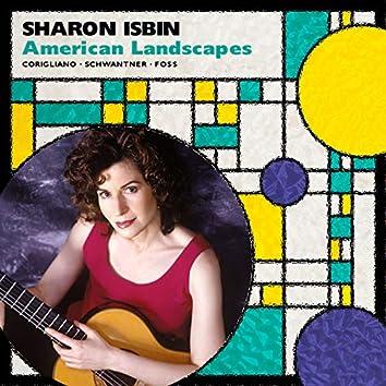 Sharon Isbin: American Landscapes