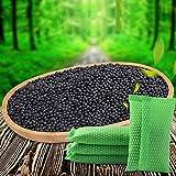 NOBRAND Schuhdeodorant Geruchsabsorber 100% natürliche Bambuskohle Luftreinigungsbeutel Bambuskohle...