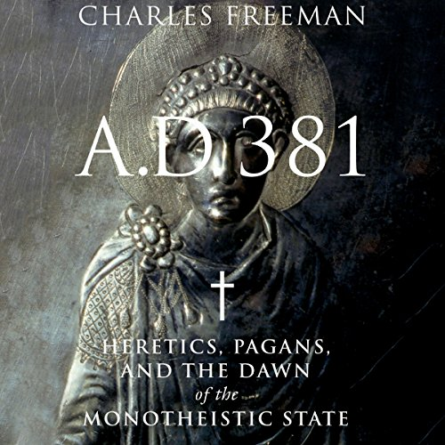 A.D. 381 audiobook cover art
