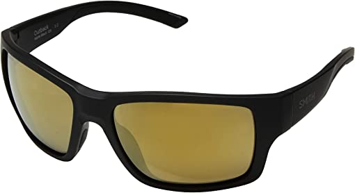 Matte Black/Chromapop Bronze Mirror Polarized