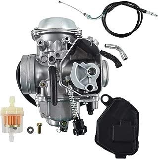 ALL-CARB Carburetor for Honda ATV Foreman 400 450 FOURTRAX 250 300 350 Free Cable