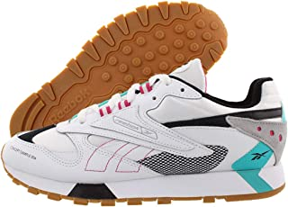 Classic Leather ATI 90s (White/Teal/Black/Grey/Pink) Men's Shoes DV5373