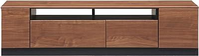関家具(Sekikagu) テレビ台 ブラウン 幅160×奥行き40×高さ38cm ローボード CK-313349
