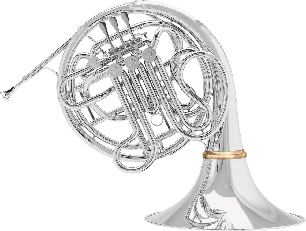 discount Conn 8DS CONNstellation Series Double Screw Nickel Silver 70% OFF Outlet Horn