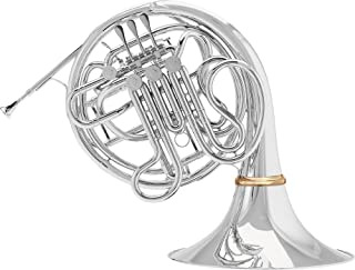 Conn 8DS CONNstellation Series Double Horn, Nickel Silver Screw Bell