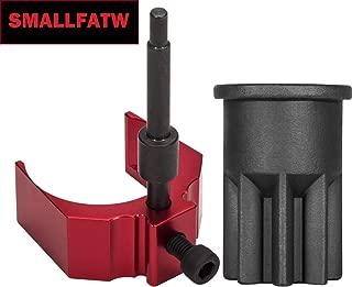 SMALLFATW Caterpillar Engine Injector Height Adjustment Gauge Tool & Engine Barring Socket Turning Tool Fits Caterpillar (CAT) 3406E 3200 C-15 C-16