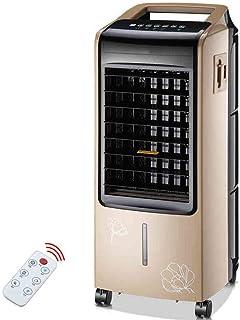 HANG-FAN Ventilador del Aire Acondicionado, Ventilador del Aire Acondicionado móvil Aire Acondicionado