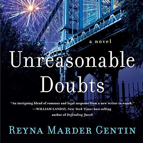 Unreasonable Doubts audiobook cover art