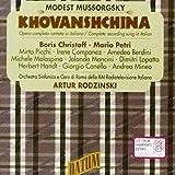 Modest Mussorgsky: Khovanshchina