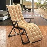Hohe Rückenlehne Sitzkissen/Liegestuhl Kissen weich Wärme atmungsaktiv saugfähig für Zuhause,...