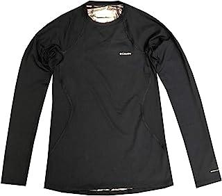 Columbia Womens Midnight Omni-Heat Long Sleeve T-Shirt Baselayer Blouse