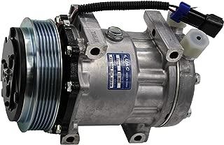 Mack Peterbilt Kenworth Sanden Type 4883 AC Compressor