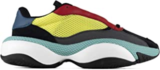 PUMA Men's Alteration Kurve Fashion Sneakers Black/Limelight