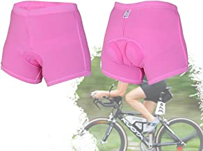 Xcellent Global Latest Women's Cycling Shorts Padded Underwear Coolmax Bicycle Pants FS015