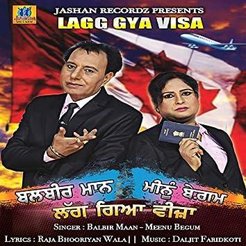 Lagg Gya Visa