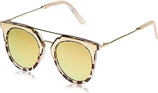 MESTIGE Women's Sunglasses Cateye Mia in Demi Pink Gold
