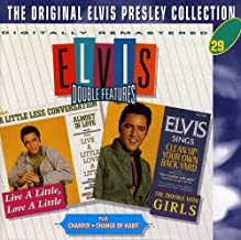 elvis presley double features